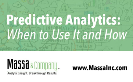 New Blog Post: Predictive Analytics: When to Use It and How